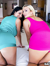 Ass and Anal with Ava Addams & Abbey Brooks