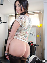Marvelous Latina fucked in the butt