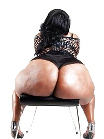 Sexy massive bum african girls are thrilling and erotic