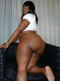 Sexy fat booty african gals are gripping and erotic